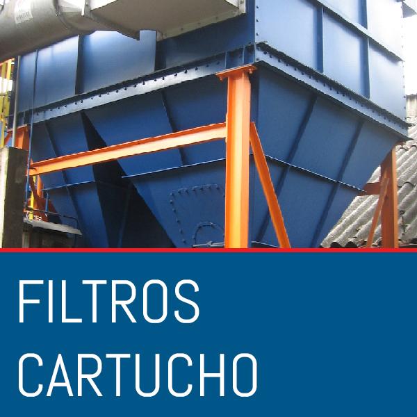 Filtros Cartucho