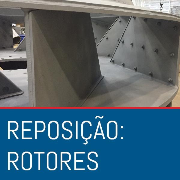 ICONES Reposição ROTORES