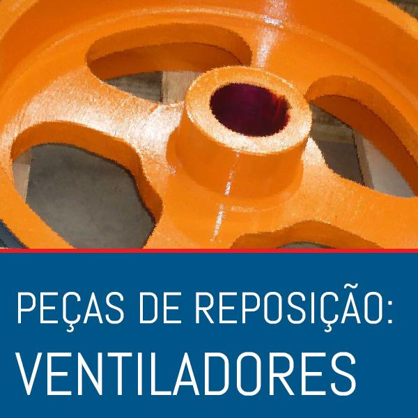 ICONES Reposição VENTILADORES
