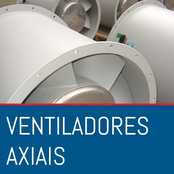 Ventiladores Axiais